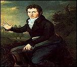 Quel musicien, compositeur d'un seul concerto pour violon (1806), mourut à Vienne, en 1827 ?