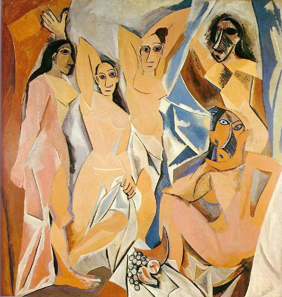 Le XX ème siècle en peinture (2)