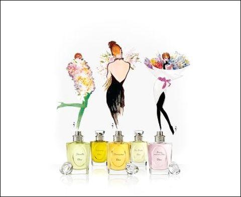 Quel célèbre parfum a été inspiré par la charmante odeur du muguet ?