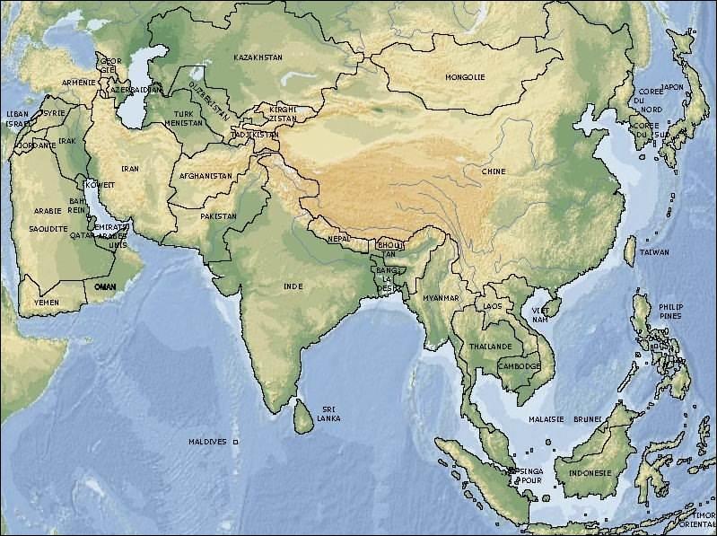 De quel continent le muguet est-il originaire ?