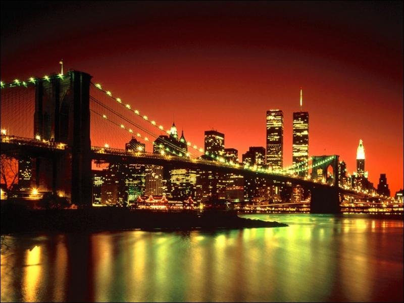 À Paris, anciennement, la plupart des immeubles étaient faits de pierre; à New York, de quoi étaient-ils faits ?