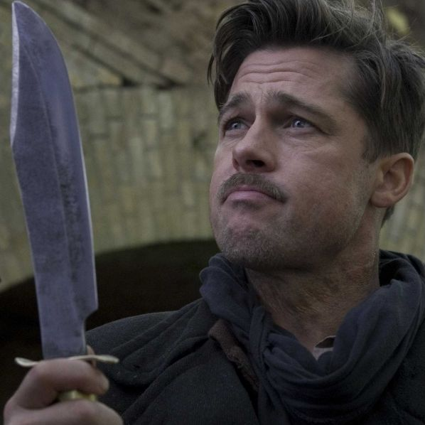 Personnages d'Inglourious Basterds en photos