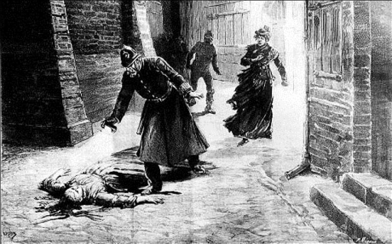 Londres, fin des années 1880, il aurait assassiné cinq personnes, on lui attribue trois autres meurtres probables. On a accusé un proche de la reine, un peintre et d'autres !