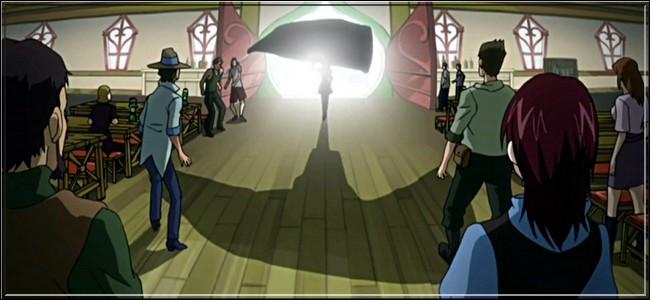 (Épisode 5) Un personnage central apparait pour la première fois dans l'anime. Qui est-ce et que ramène-t-il ?
