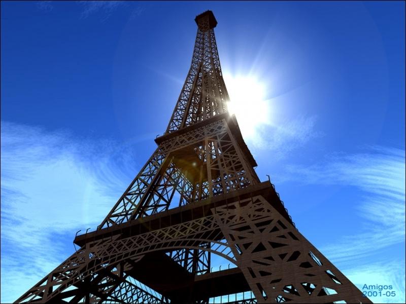 À New York, la Statue de la Liberté a été inaugurée en 1886, combien d'années après a été inaugurée la Tour Eiffel ?