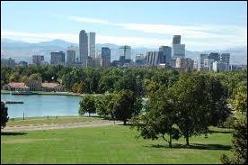 Dans quel État se trouve la ville de Denver ?