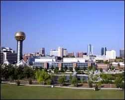 Dans quel État se trouve la ville de Knoxville ?