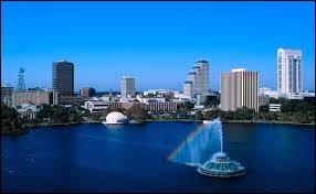 Dans quel État se trouve la ville d'Orlando ?