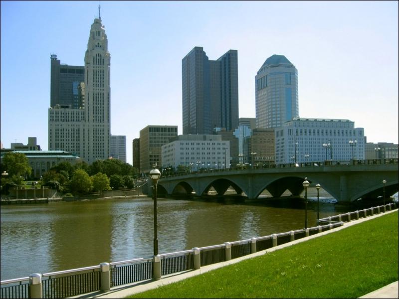 Dans quel État se trouve la ville de Columbus ?
