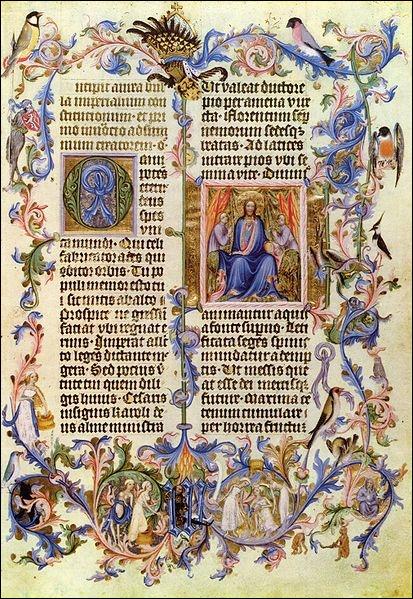 En 1356, la Bulle d'Or est promulguée. Ce texte traite essentiellement