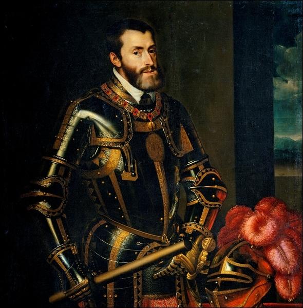 Quel célèbre empereur est élu en 1519 ?