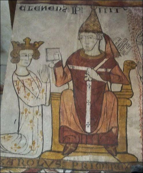 Quel comte d'une province de l'ouest de la France devient roi de Sicile avec le soutien du pape en 1266 ?