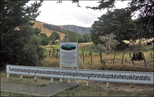 Où se trouve Taumatawhakatangihangakoauauotamateaturipukakapikimaungahoronukupokaiwhenuakitanatahu ?