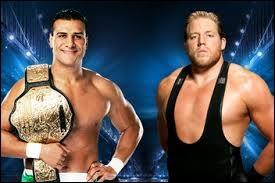 Qui a gagné dans le match entre Alberto del Rio et Jack Swagger ?