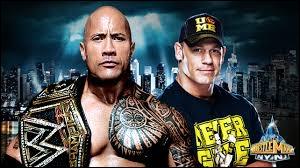 Qui a gagné entre John Cena et The Rock ?