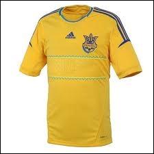 A quelle sélection ce maillot de football appartient-il ?