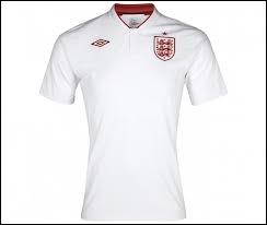 Sur le dos de quelle équipe peut-on voir ce maillot ?