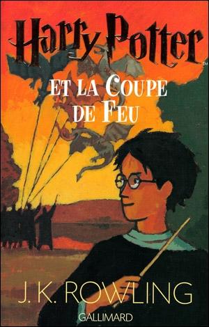 Dans  Harry Potter et la coupe de feu , de quelle couleur est la coupe ?