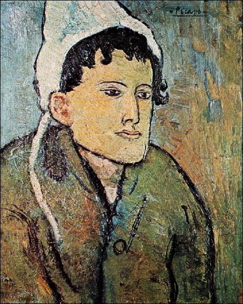 Est-ce Picasso qui a peint Femme au bonnet ?