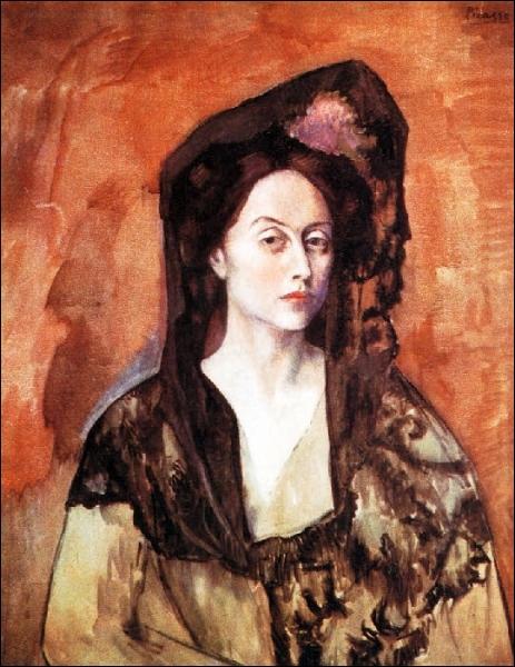Est-ce Picasso qui a peint Benetta ?