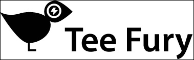 Quelle est la particularité du site de vente en ligne Tee Fury, spécialisée dans les t-shirt geek ?