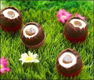 Quelle est la fête religieuse où l'on mange traditionnellement du chocolat ?