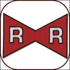 Que représente le symbole  RR  sur les cyborgs ?