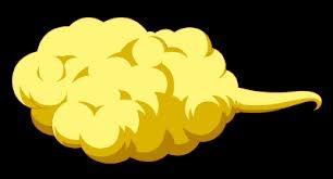 Comment se nomme le nuage de Sangoku ?