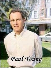 Qui interprète le rôle de Paul Young ?