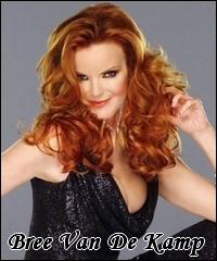 Qui interprète le rôle de Bree Van de Kamp ?