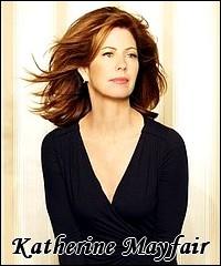 Qui interprète le rôle de Katherine Mayfair ?
