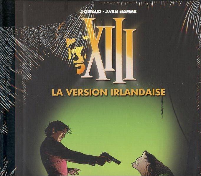 Qui a remplacé, le temps de ce dix-huitième opus, le dessinateur W. Vance de la saga XIII ?