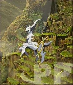 Les Pokémon légendaires (1-5)