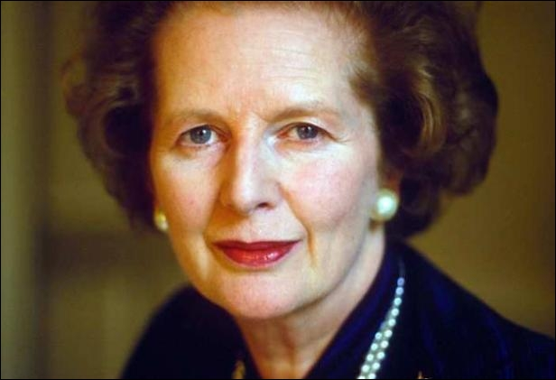 Femme politique anglaise décédé il y a quelques jours, on la surnommait  La dame de fer . Qui est-elle ?
