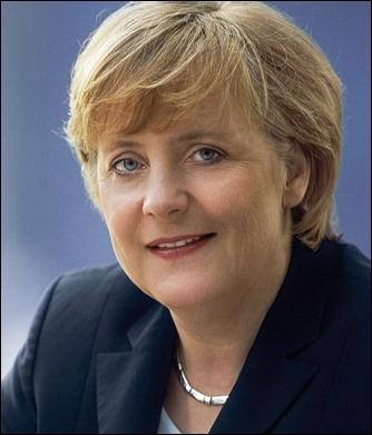 Chancelière allemande actuelle, elle fait beaucoup parler d'elle, et pas forcément en bien. Qui est-elle ?