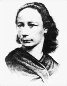 Anarchiste et pionnière de la libération des femmes, elle fit surnommée  Enjolras  et connu bien des tourments. On ne sait pas si elle avait ou nom perdu un animal de compagnie. Qui est-elle ?