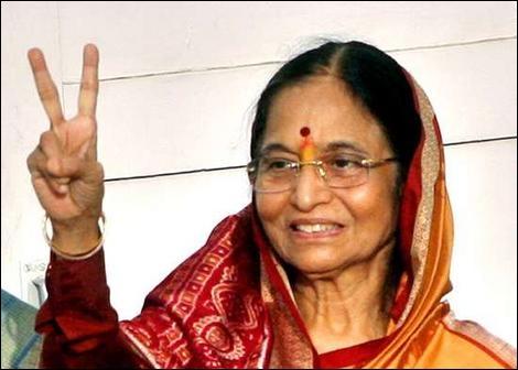 Première femme à accéder à la présidence de l'Inde, elle porte le même nom de famille que la jeune fille qui va au premier bal de Poudlard avec Harry Potter. Qui est-elle ?