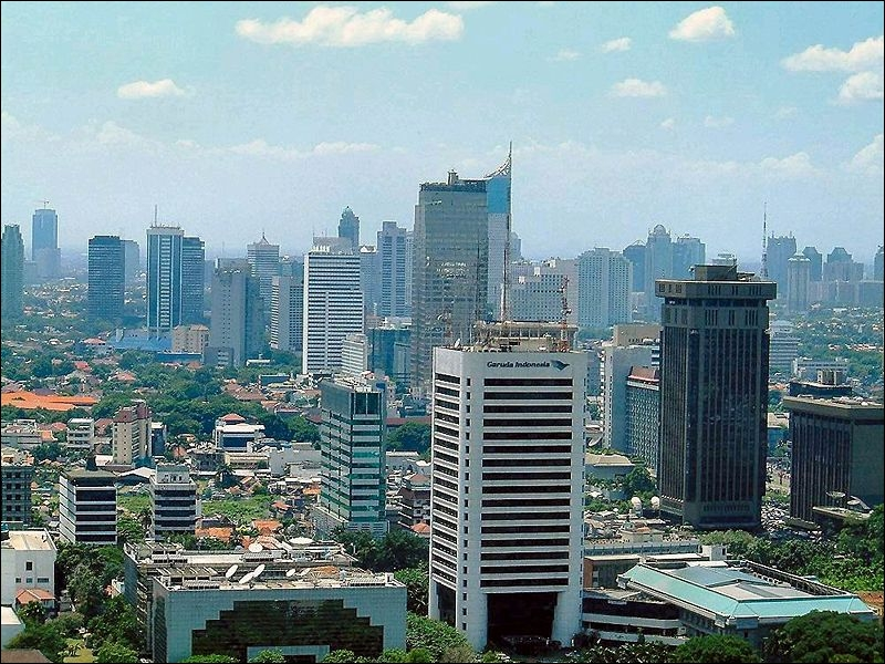 Quelle est la capitale de l'Indonésie ?