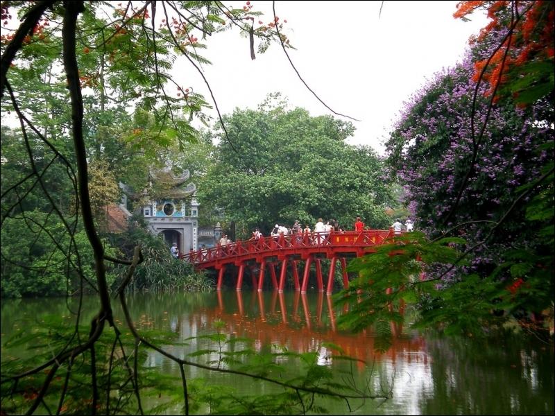 Quelle est la capitale du Vietnam ?