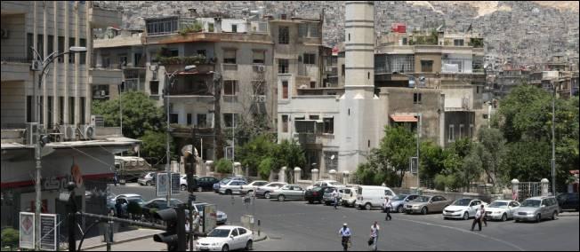 Quelle est la capitale de la Syrie ?