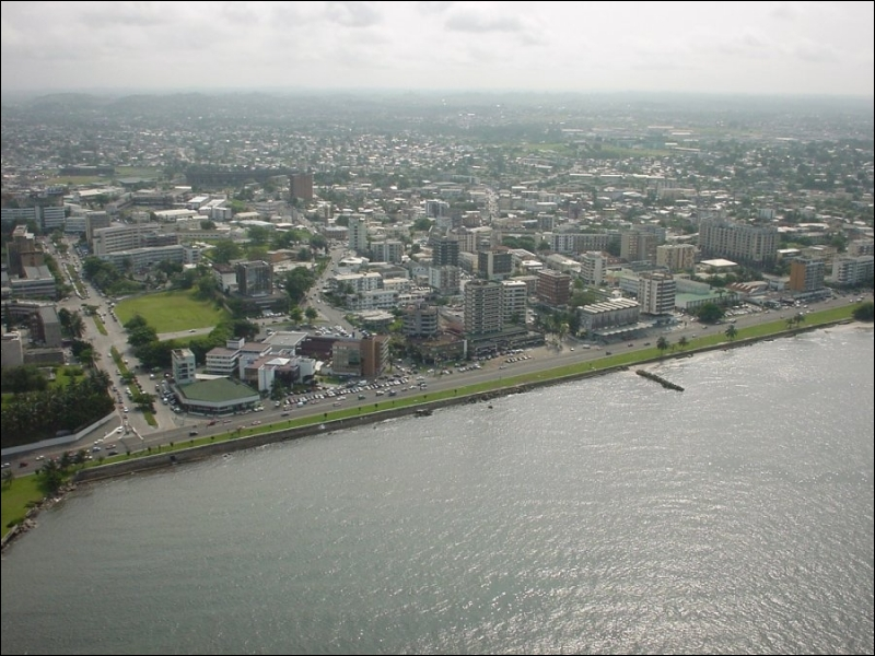 Quelle est la capitale du Gabon ?
