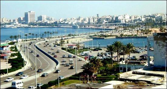 Quelle est la capitale de la Libye ?