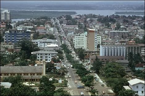 Quelle est la capitale du Libéria ?