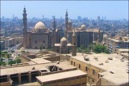 Quelle est la capitale de l'Egypte ?