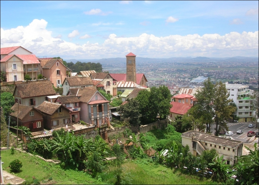 Quelle est la capitale de Madagascar ?