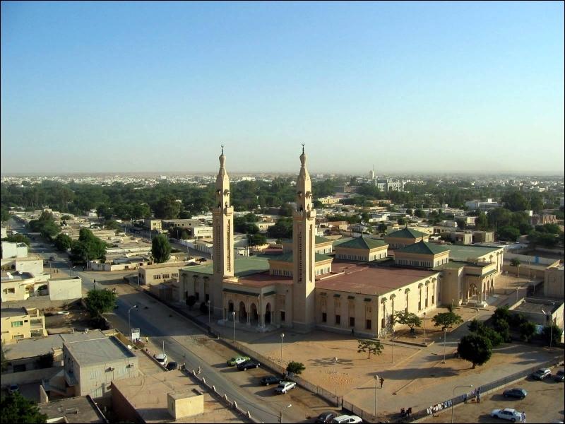 Quelle est la capitale de la Mauritanie ?