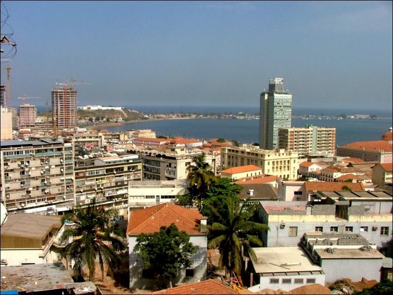 Quelle est la capitale de l'Angola ?