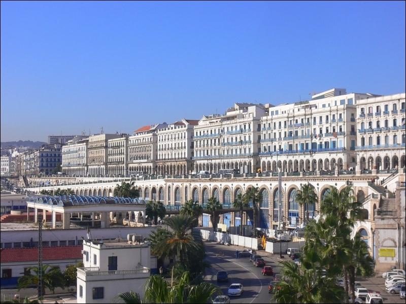 alger capitale d algerie