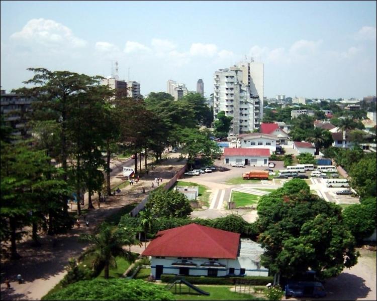 Quelle est la capitale de la République démocratique du Congo ?