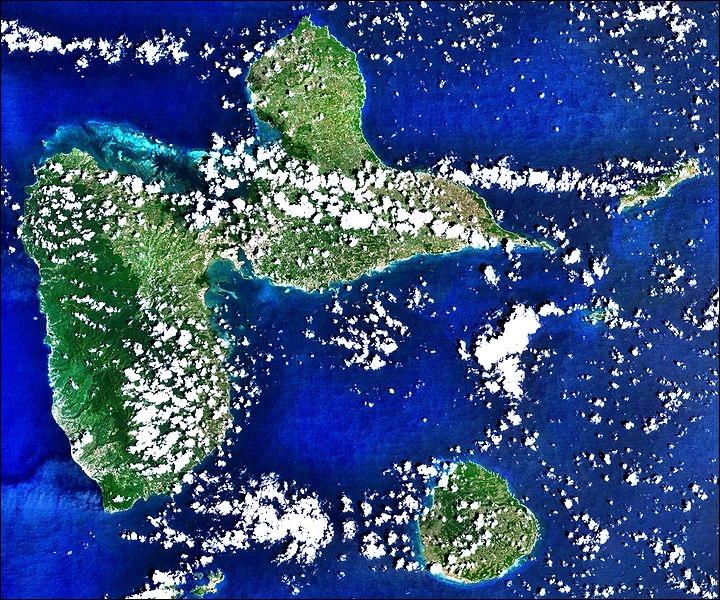 Quelle est la capitale de la Guadeloupe ?